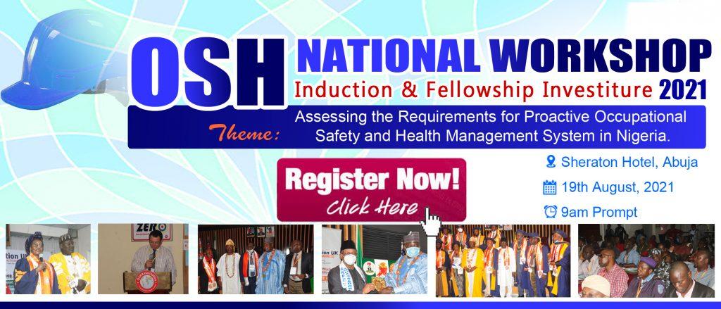 OSH 19th July workshop